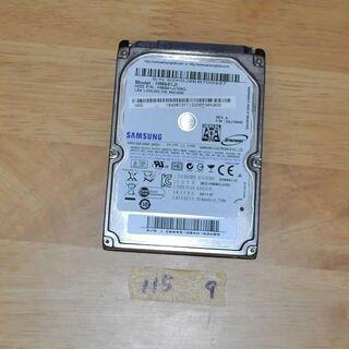 サムスン 236時間/2.5インチ HDD640GB/115/正...