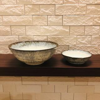 美濃焼き 大鉢・小鉢セット 大鉢1つ 小鉢3つ 未使用
