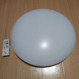 【流山近辺配送可】東芝 LEDシーリングライト 6畳用 調光