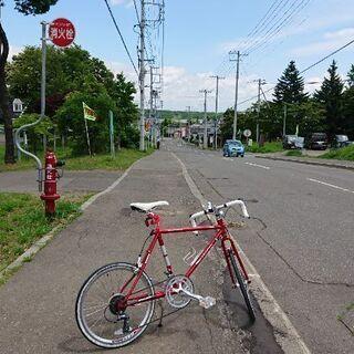 【ネット決済】【ミニベロ ロードバイク】マンハッタンバイク m451S