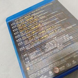 ハリー・ポッター BluRayDisc(8枚組)