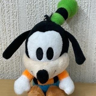 ディズニー  グーフィー  ボールチェーン付マスコット