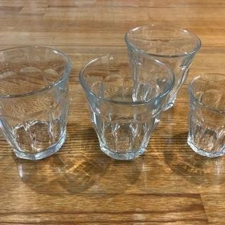 グラス デュラレックス ピカルディ 4個セット