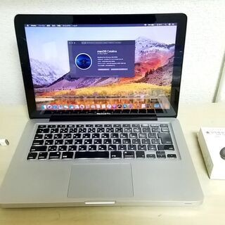 MacBook Pro(13-inch, Mid 2012…