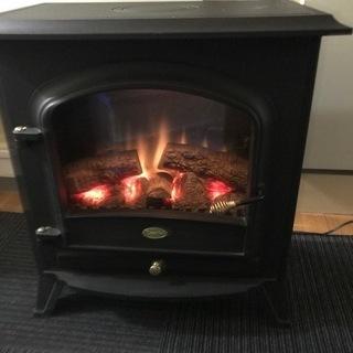 カナダ産 ディンプレックス 暖炉 擬似炎