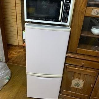 パナソニック製小型冷蔵庫