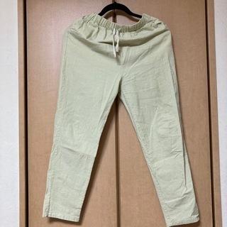 薄手 生成色パンツ (Lサイズくらいでした)