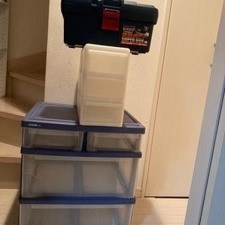 収納 衣装ケース ツールボックス 工具箱