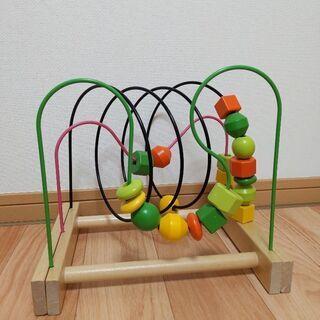 【ネット決済】IKEA 知育玩具ルーピング