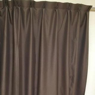 Francfranc(フランフラン)遮光カーテン 3枚セット