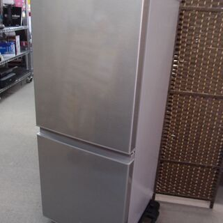 2020年製 AQUA ノンフロン冷凍冷蔵庫 AQR-13J(S...