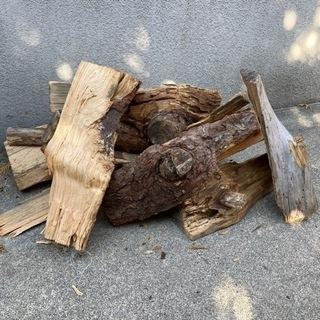 薪  焚き火用・薪ストーブ用