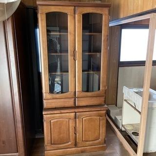 本棚 食器棚 収納棚