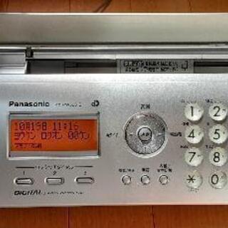 ファックス付電話機 中古品