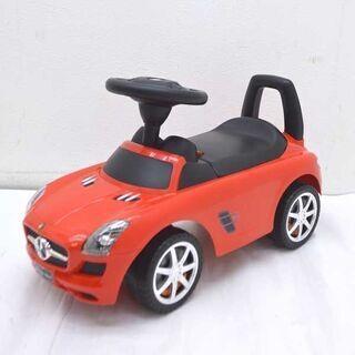 野中製作所 メルセデスベンツ SLS AMG レッド 乗用玩具 ...