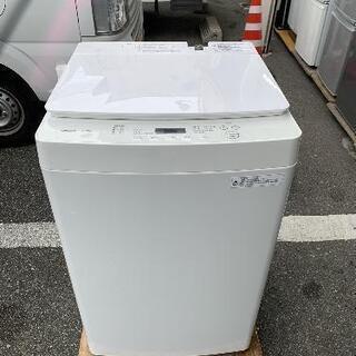 全自動洗濯機 ツインバード WM-EC70 2019年製 7kg...