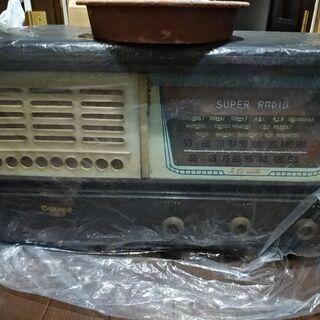 真空管ラジオの修理をお願いしたい