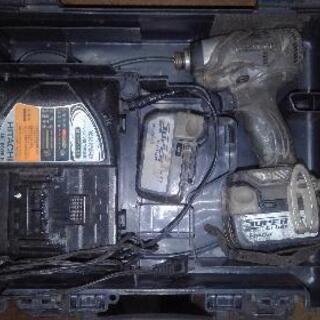 日立工機 インパクトドライバー14.4V