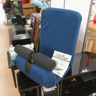 腹筋くんスマート✨mizuno✨普段は座椅子として使えます…