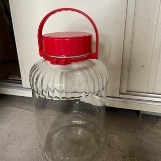 梅酒果実酒ガラス瓶4個