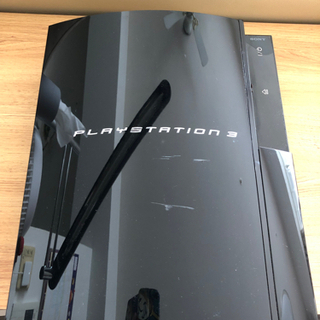 初期型PS3(CECHB00)本体  HDD500GB換装  【...