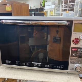 I390 SHARPオーブンレンジ 1000W 2010年式