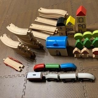 IKEAおもちゃ 電車&レール