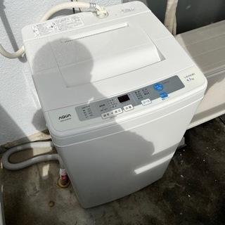 2015年式 4.5kg 洗濯機 美品