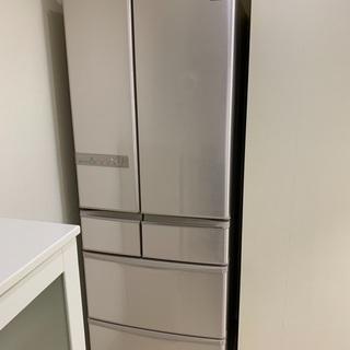 SHARPの冷蔵庫465L