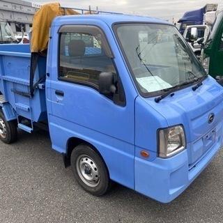 スバル TT1 サンバートラック ダンプ 平成21年式 バックモ...