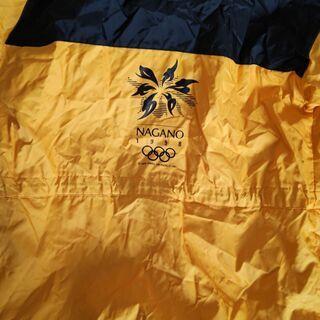 長野オリンピック ウインドブレーカー