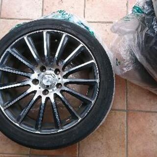 タイヤ、ホイール4本セット