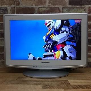 ③高品質PanasonicエコナビVIERAコンパクトTV…