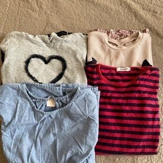 【ネット決済・配送可】女の子服