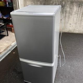 パナソニック ノンフロン冷蔵庫 138L 2010年製 清…