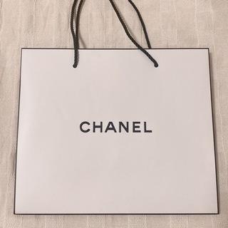 ブランドCHANELシャネル紙袋