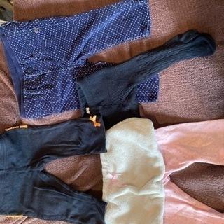 女の子⭐︎70センチ/ズボン 4枚