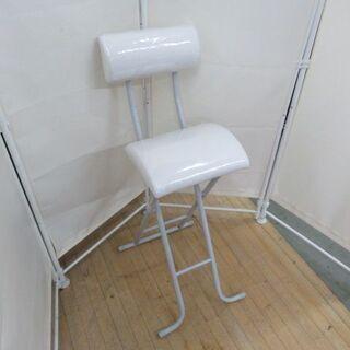 J3219/折りたたみチェア/折り畳み/イス/椅子/ホワイ…