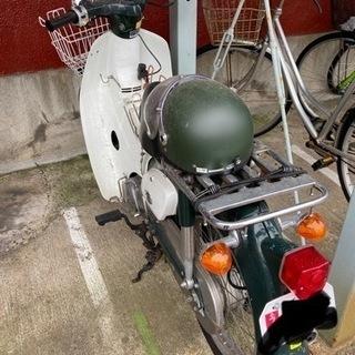 HONDA カブ50cc