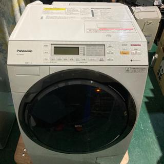 Panasonic ドラム式洗濯機 10.0kg 2015…