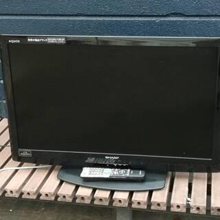 【101902】液晶カラーテレビ シャープ AQUOS L…