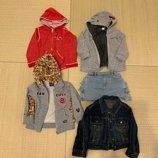 子供服 サイズ90〜95  (決まりました)