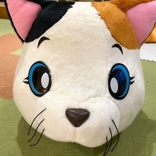 【ネット決済】着ぐるみ 三毛猫