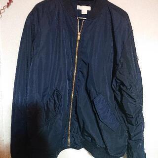 H&M ジャケット   ネイビー