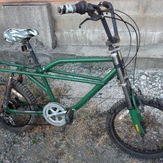 20インチ おしゃれ自転車