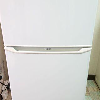 【ネット決済】【値下げしました】Haier JR-N85C 冷凍...