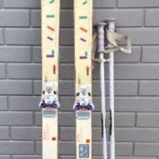スキー板・ストック