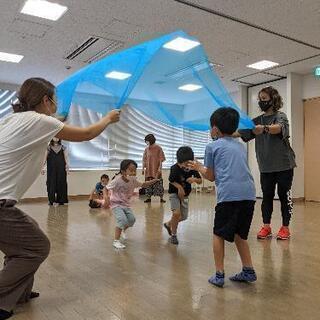 月2回の親子リトミック教室【加古川市総合福祉会館】