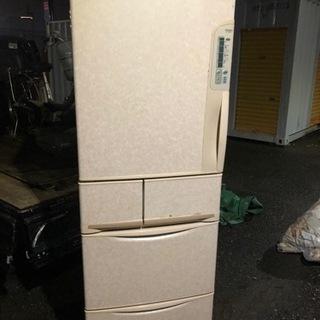 差し上げます!MITSUBISHI  冷凍冷蔵庫 375L…