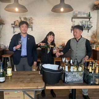 11月20日開催の札幌ワイン会 ボランティアスタッフ募集
